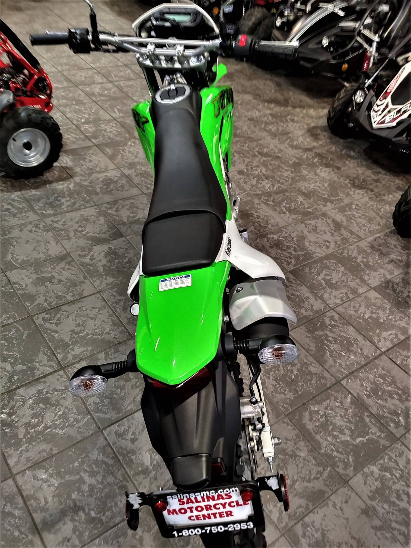 2020 Kawasaki KLX 230 ABS in Salinas, California - Photo 8