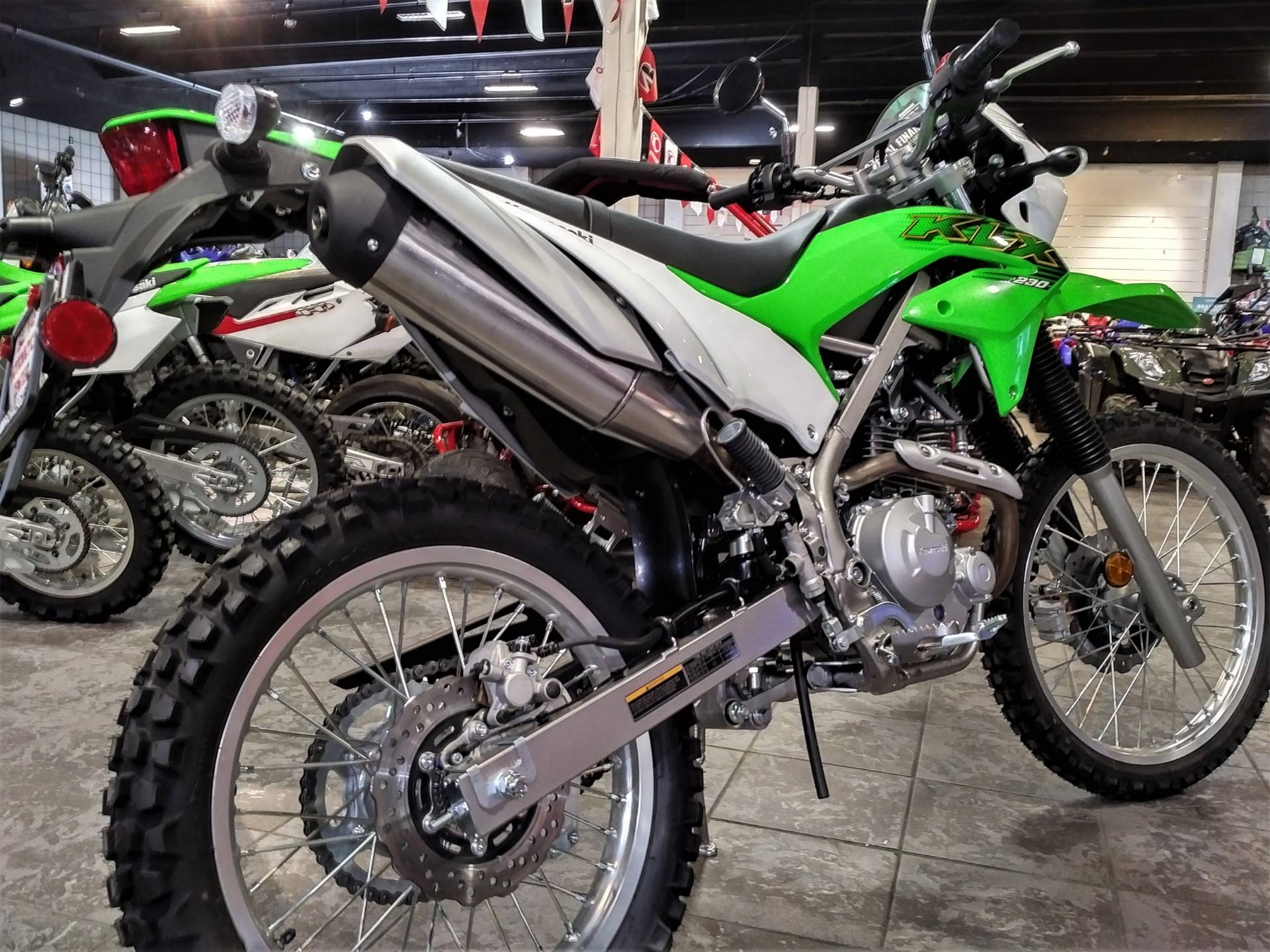 2020 Kawasaki KLX 230 ABS in Salinas, California - Photo 9