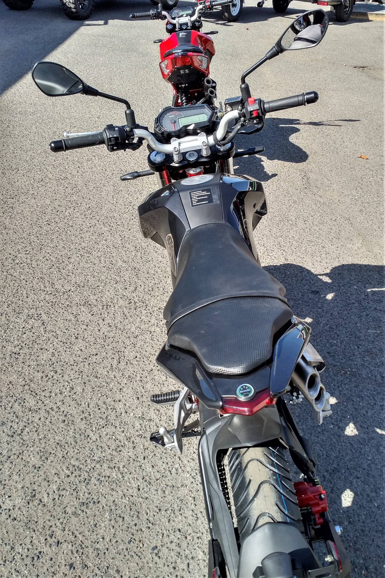2020 Benelli TNT135 in Salinas, California - Photo 8