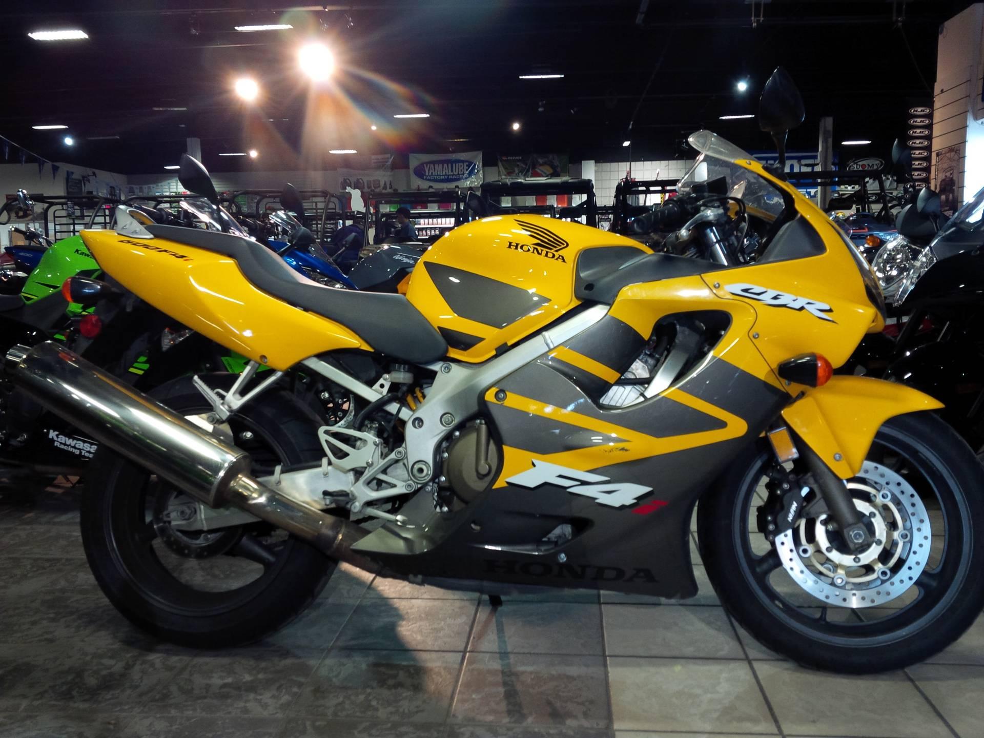 2006 honda cbr600f4i for sale