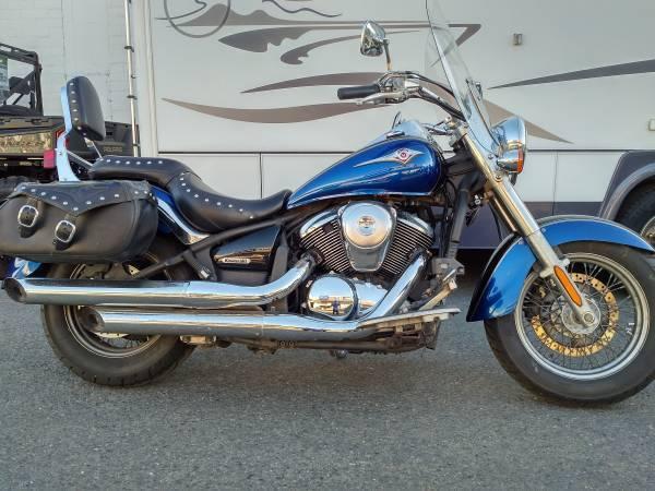 Used 2009 Kawasaki Vulcan® 900 Classic LT powersports in Salinas, CA ...