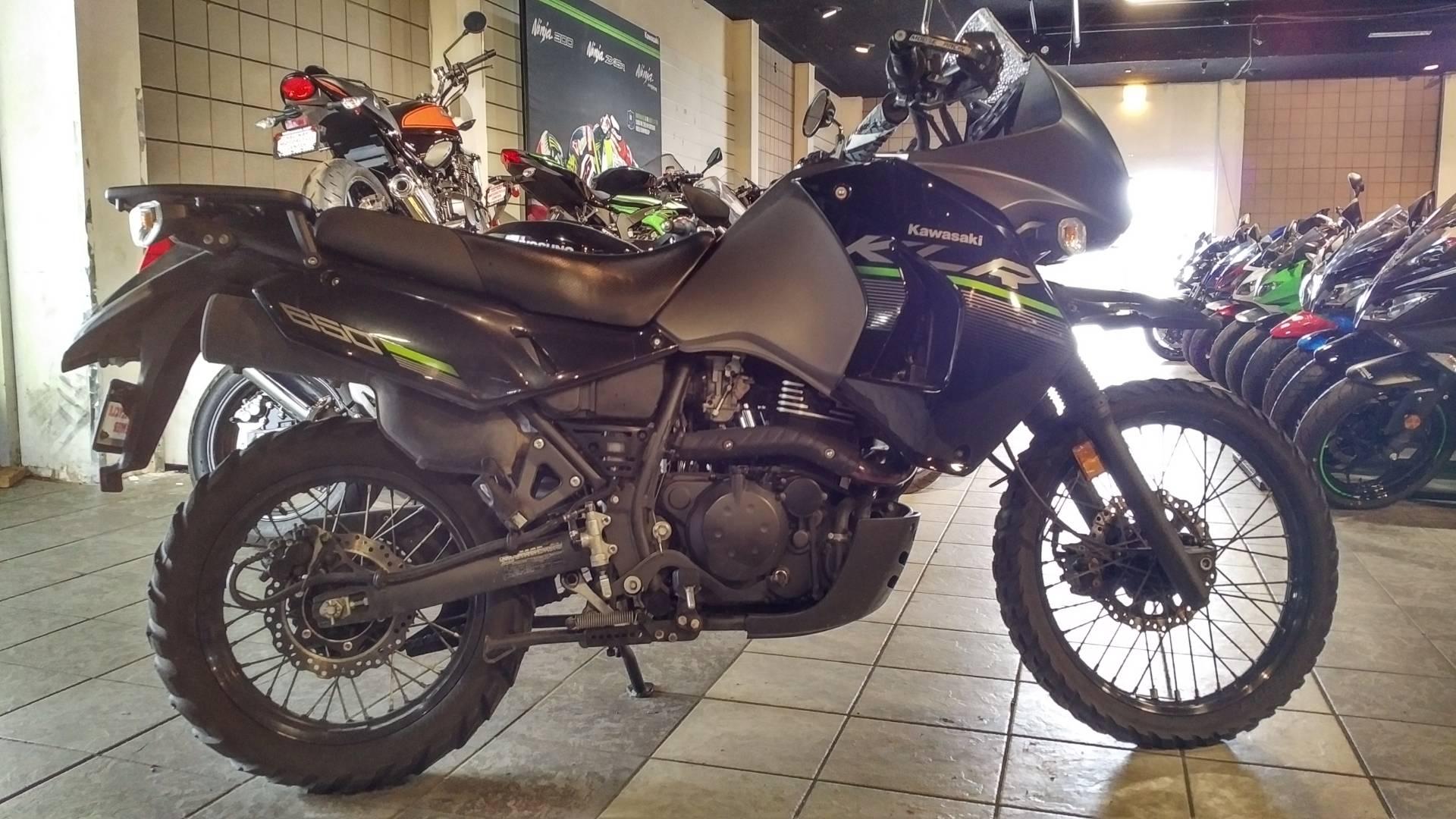 2014 Kawasaki KLR650 New Edition for sale 136166