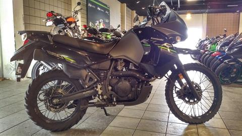 2014 Kawasaki KLR™650 New Edition in Salinas, California