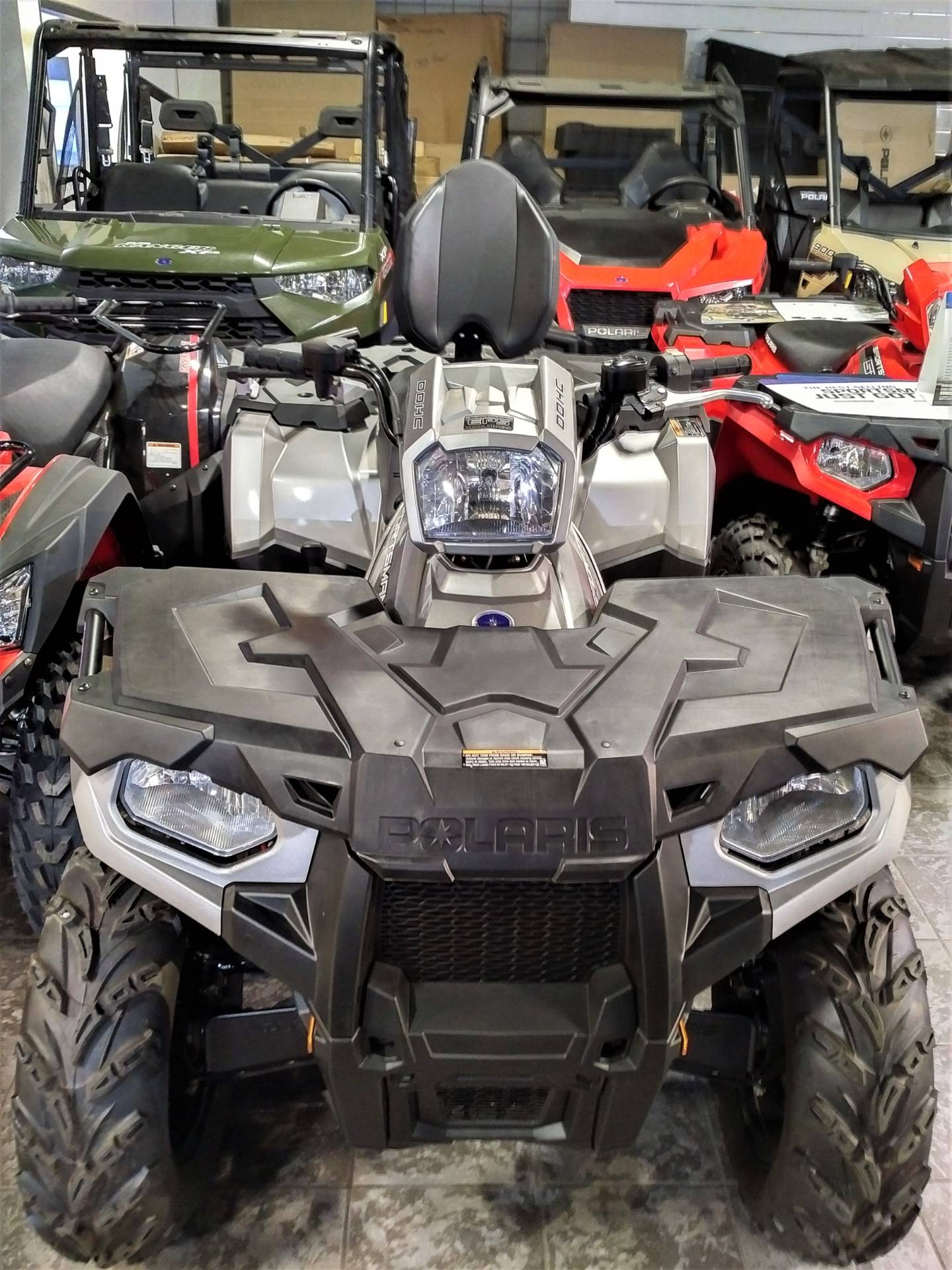 2018 Polaris Sportsman Touring 570 SP in Salinas, California