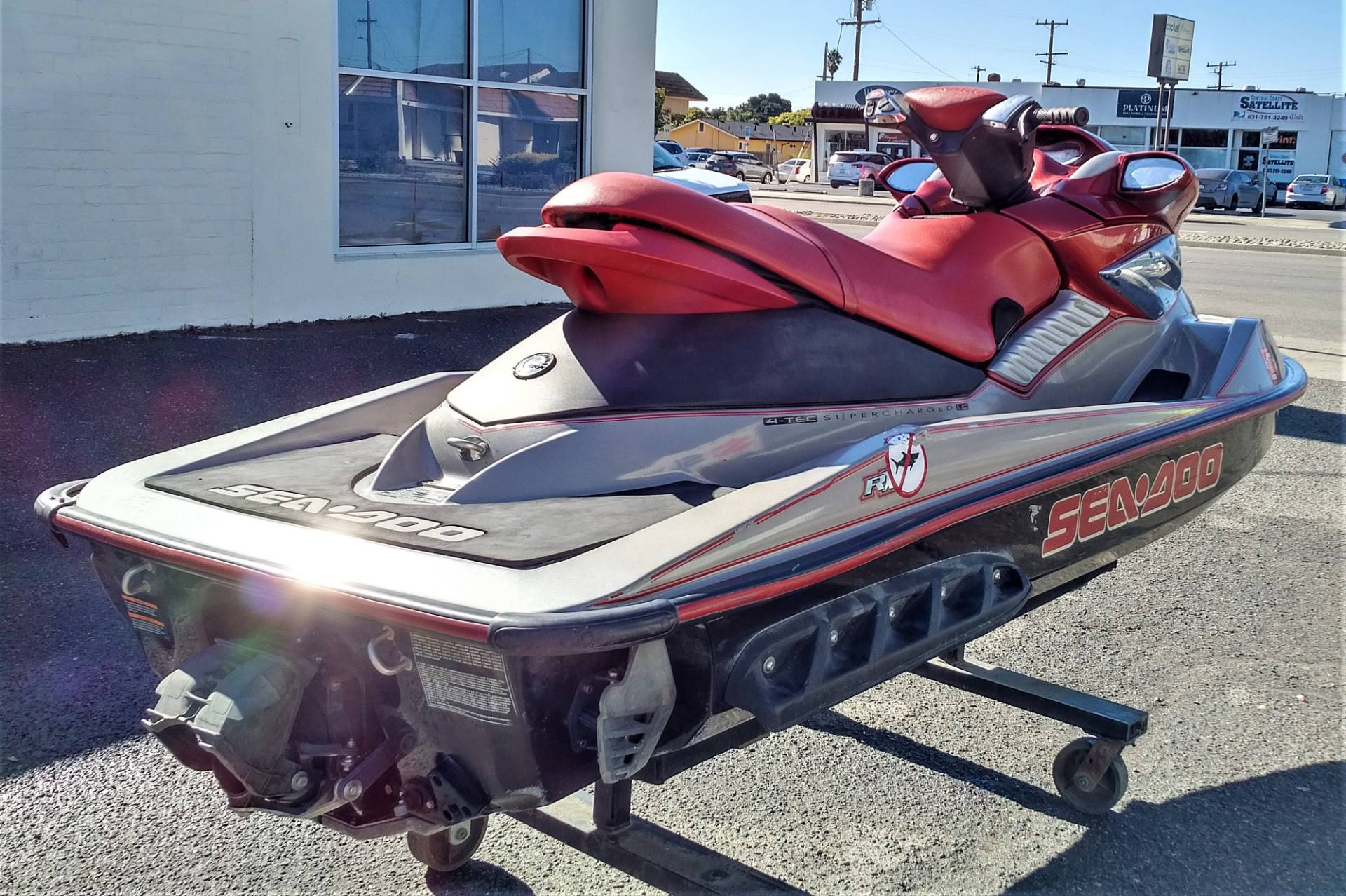 2005 Sea-Doo RXP in Salinas, California - Photo 7