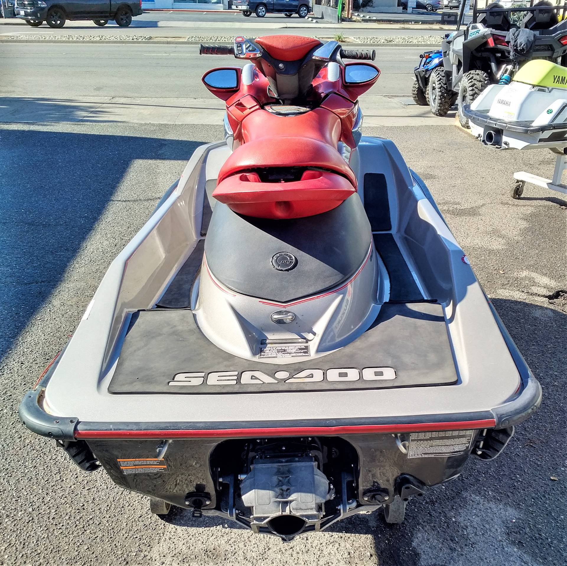 2005 Sea-Doo RXP in Salinas, California - Photo 8
