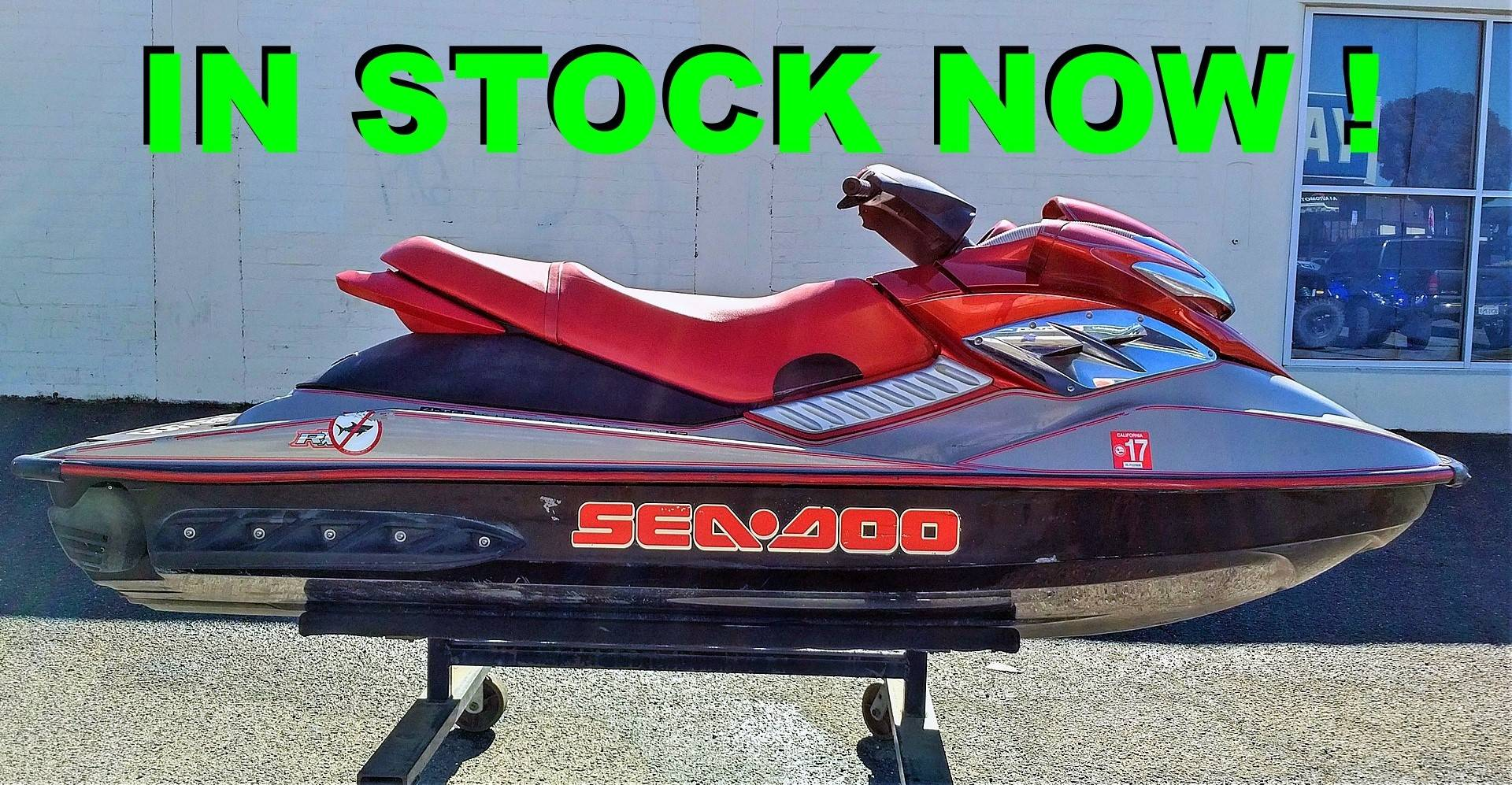 2005 Sea-Doo RXP in Salinas, California - Photo 1