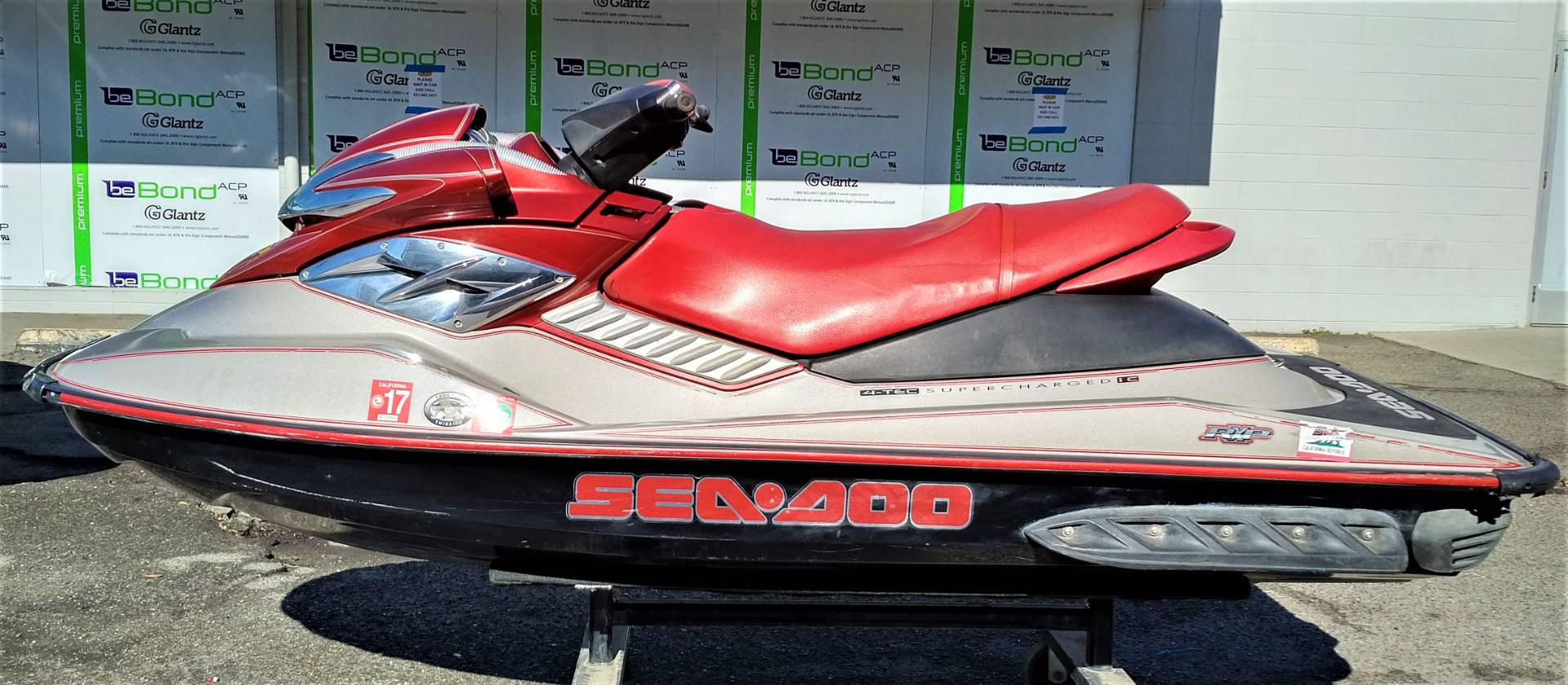 2005 Sea-Doo RXP in Salinas, California - Photo 3