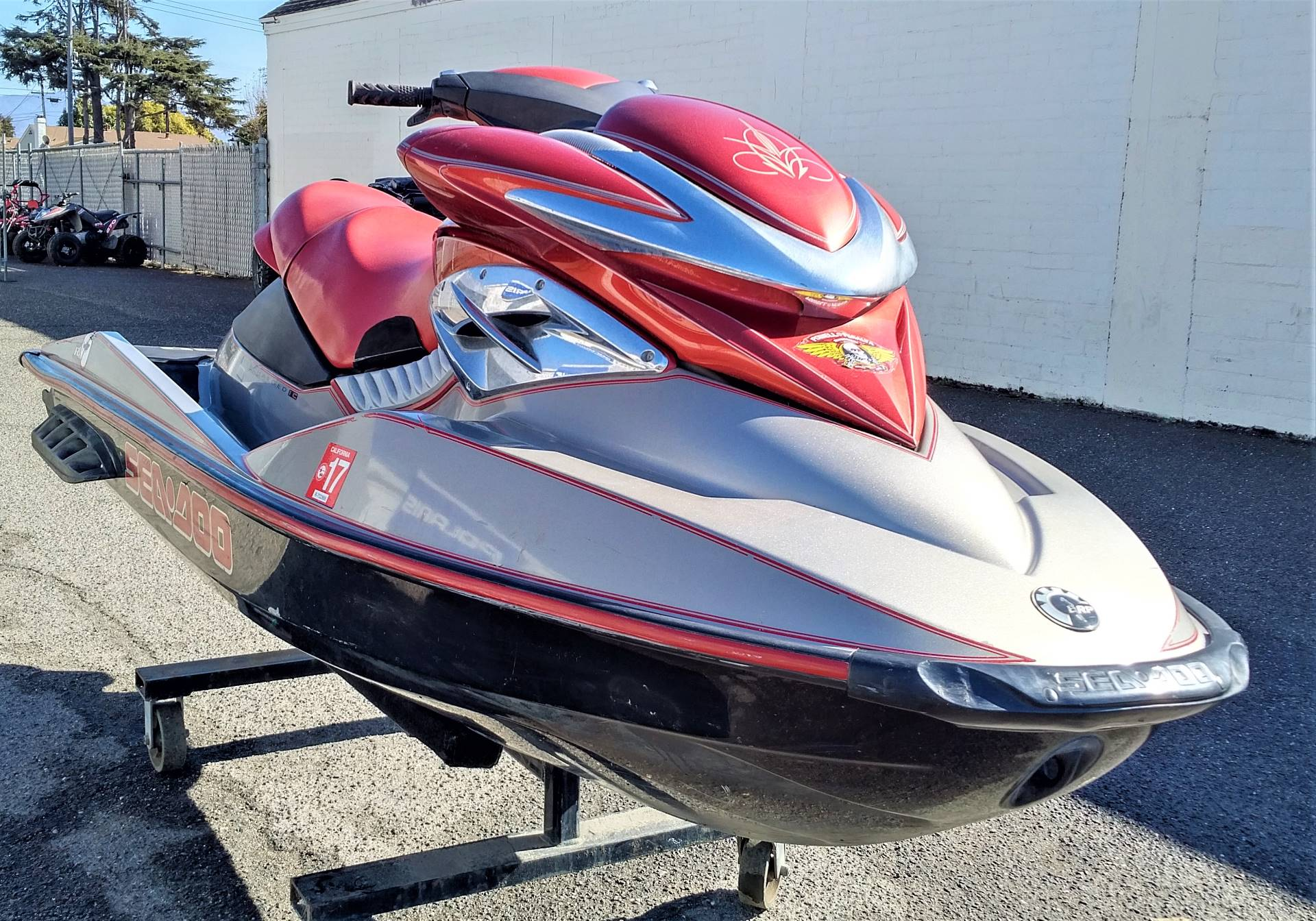 2005 Sea-Doo RXP in Salinas, California - Photo 4