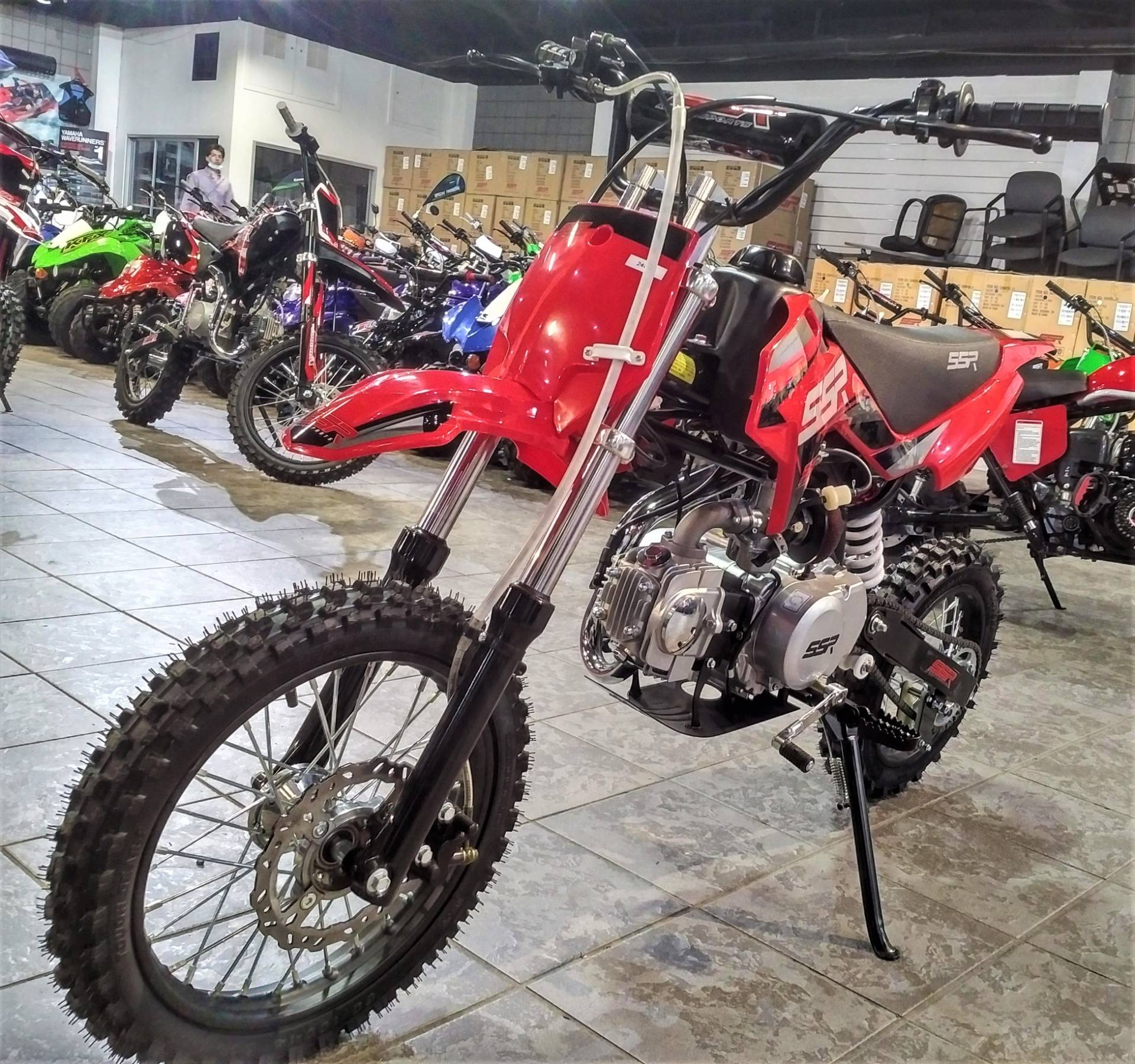 2021 SSR Motorsports SR125 in Salinas, California - Photo 6