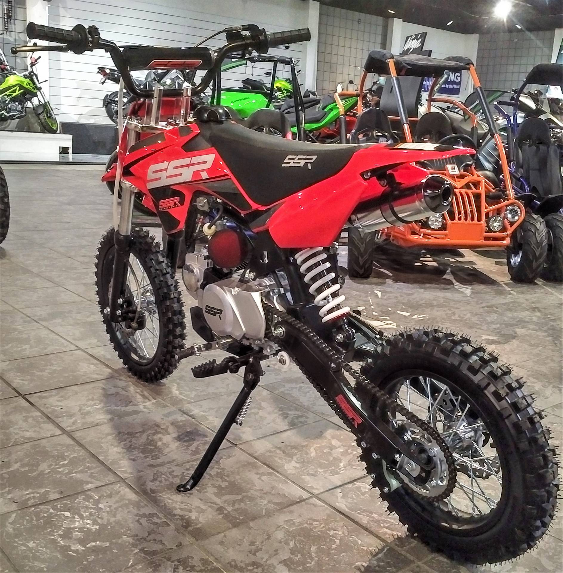 2021 SSR Motorsports SR125 in Salinas, California - Photo 7