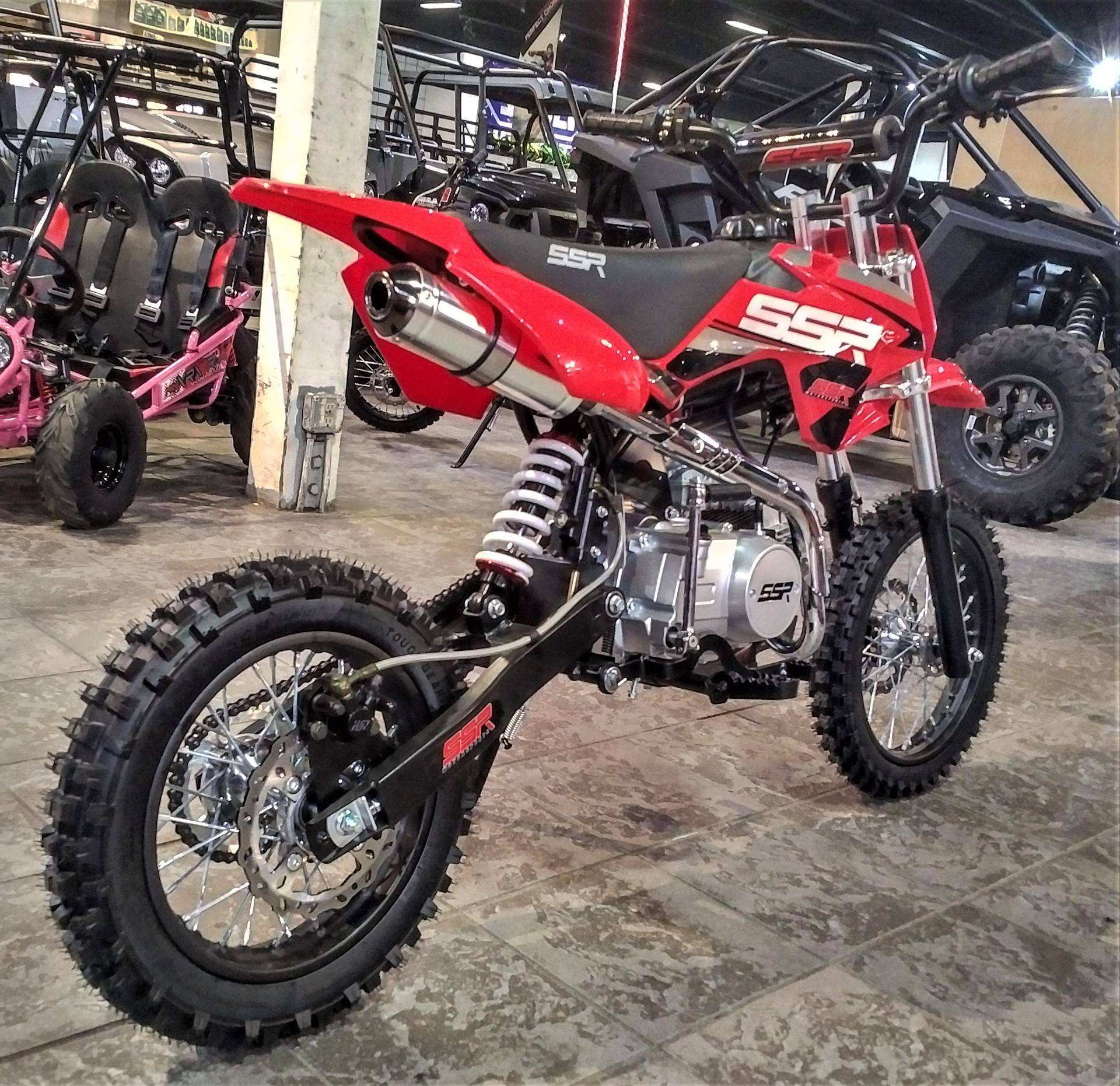 2021 SSR Motorsports SR125 in Salinas, California - Photo 9
