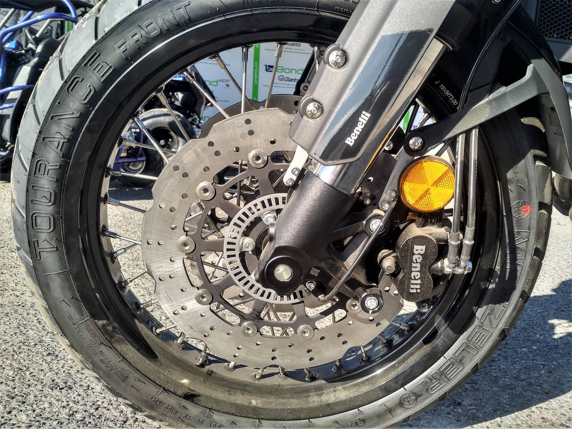 2021 Benelli TRK502X in Salinas, California - Photo 14