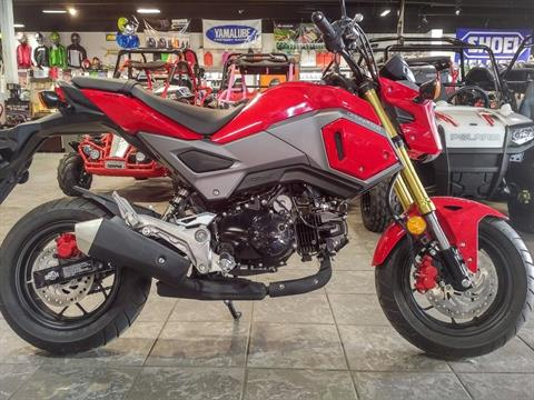 2018 Honda Grom in Salinas, California