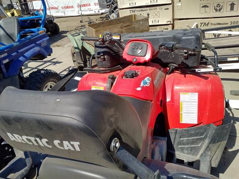 2006 Arctic Cat 400 4x4 in Salinas, California