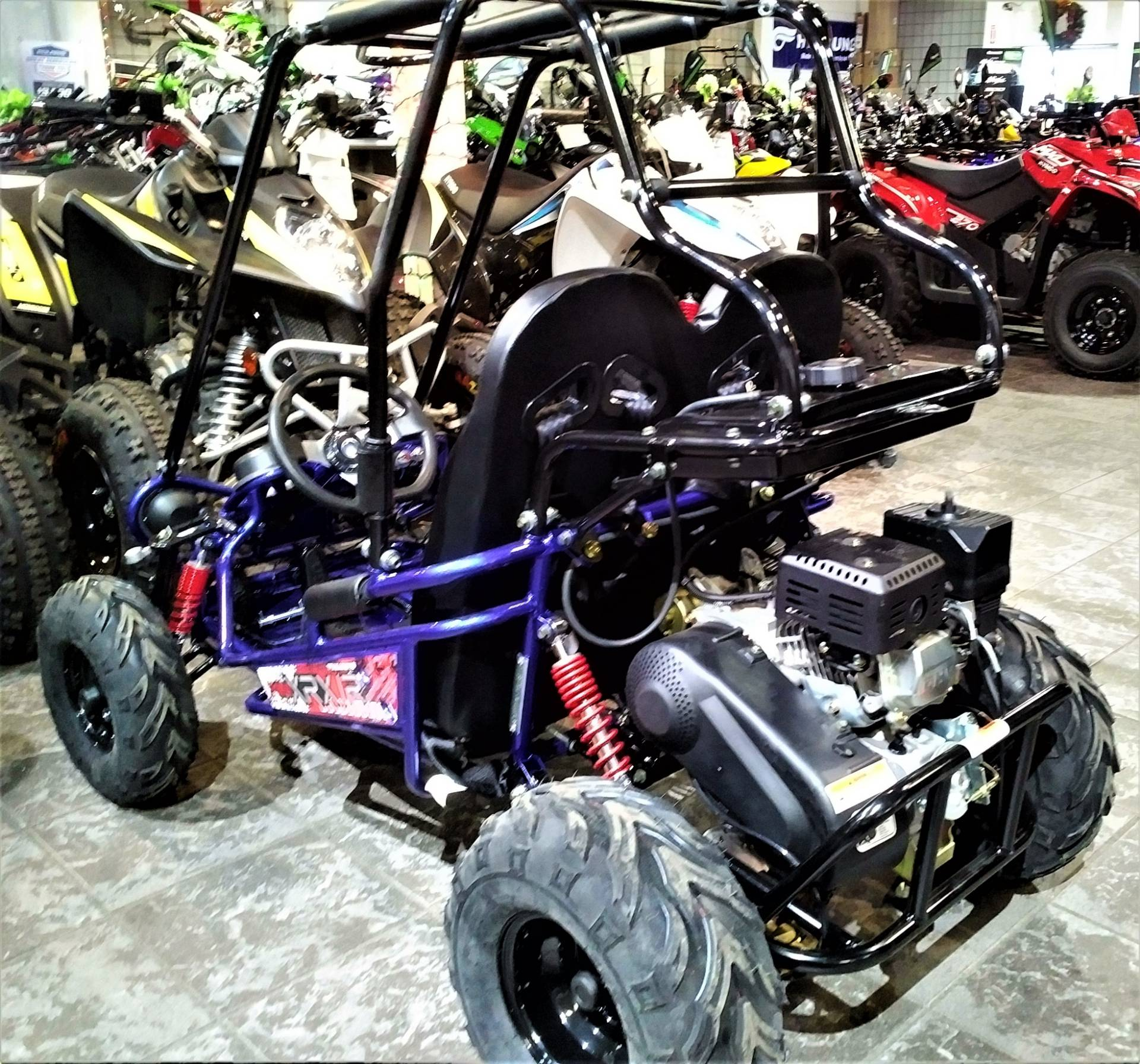 2019 TRAILMASTER MINI XRX/R in Salinas, California - Photo 4