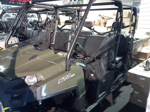 2018 Polaris Ranger Crew 570-6 in Salinas, California