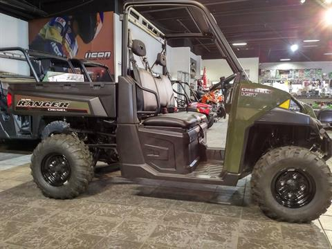 2016 Polaris Ranger Diesel HST in Salinas, California