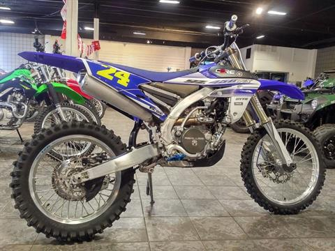 2016 Yamaha YZ450FX in Salinas, California