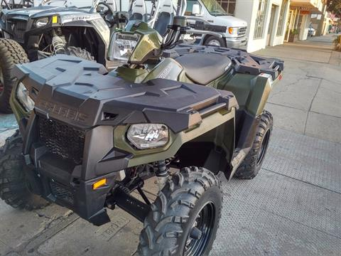 2016 Polaris Sportsman 450 H.O. EPS in Salinas, California