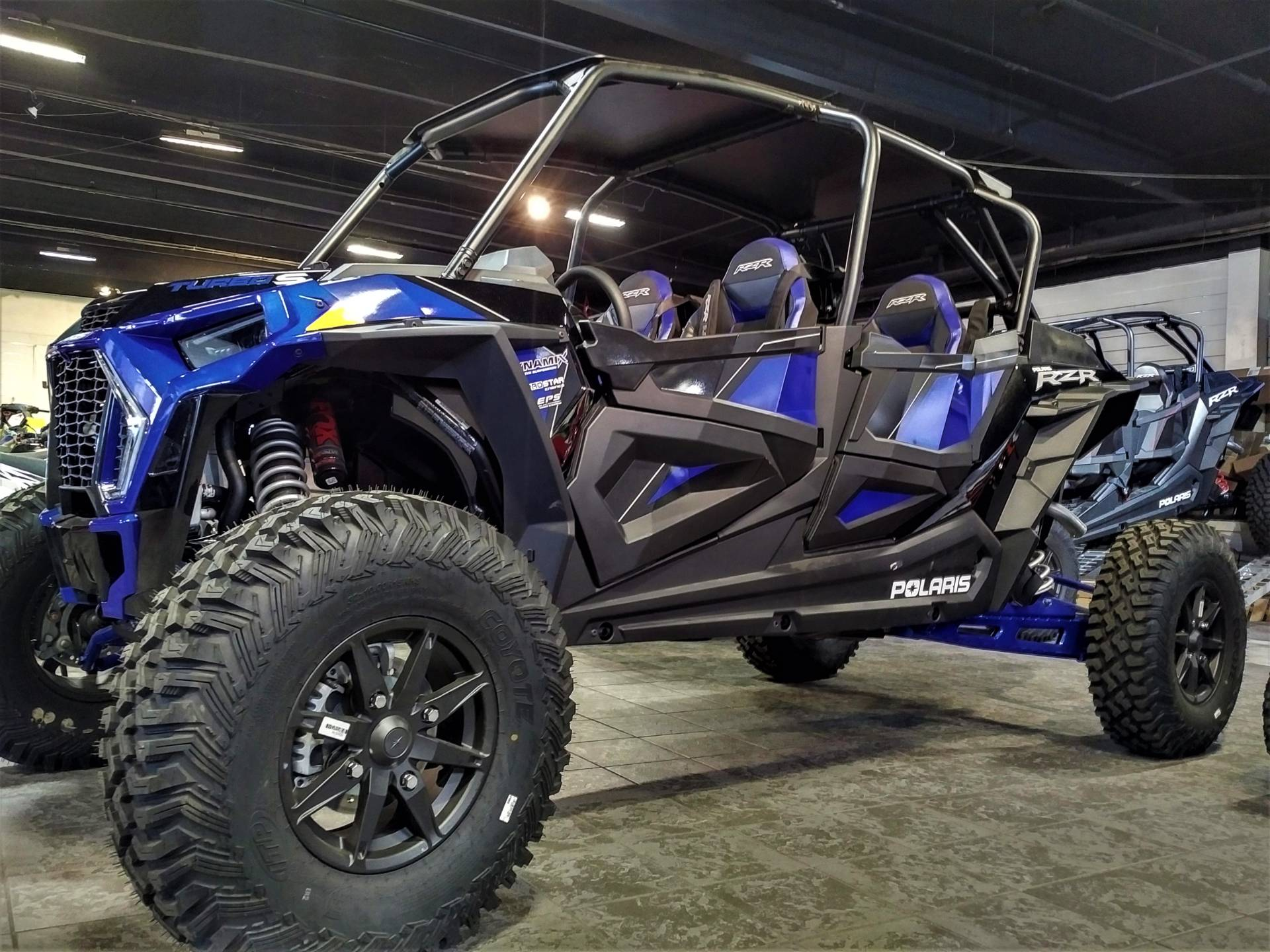 2019 Polaris RZR XP 4 Turbo S in Salinas, California - Photo 3