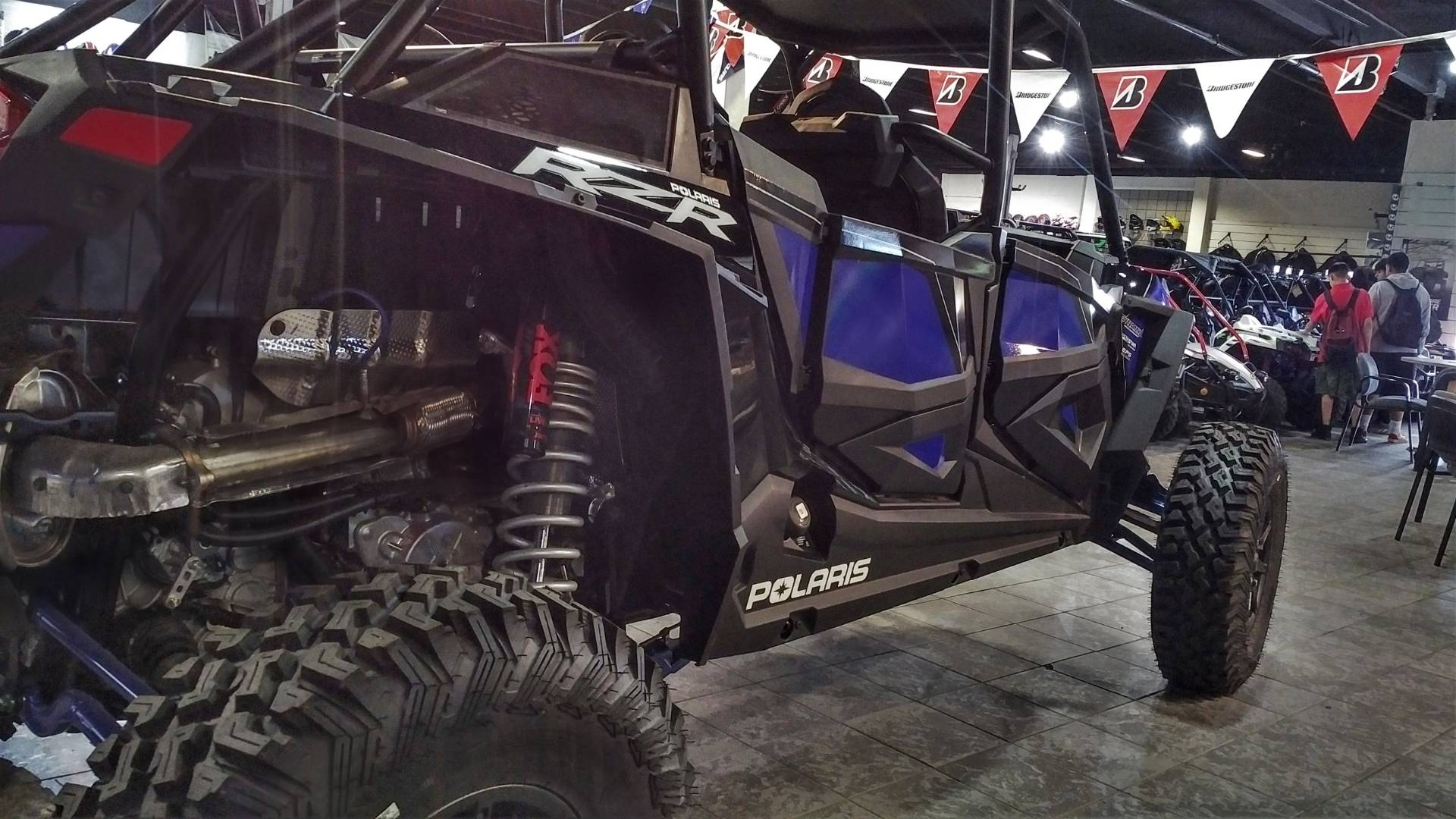 2019 Polaris RZR XP 4 Turbo S in Salinas, California - Photo 9