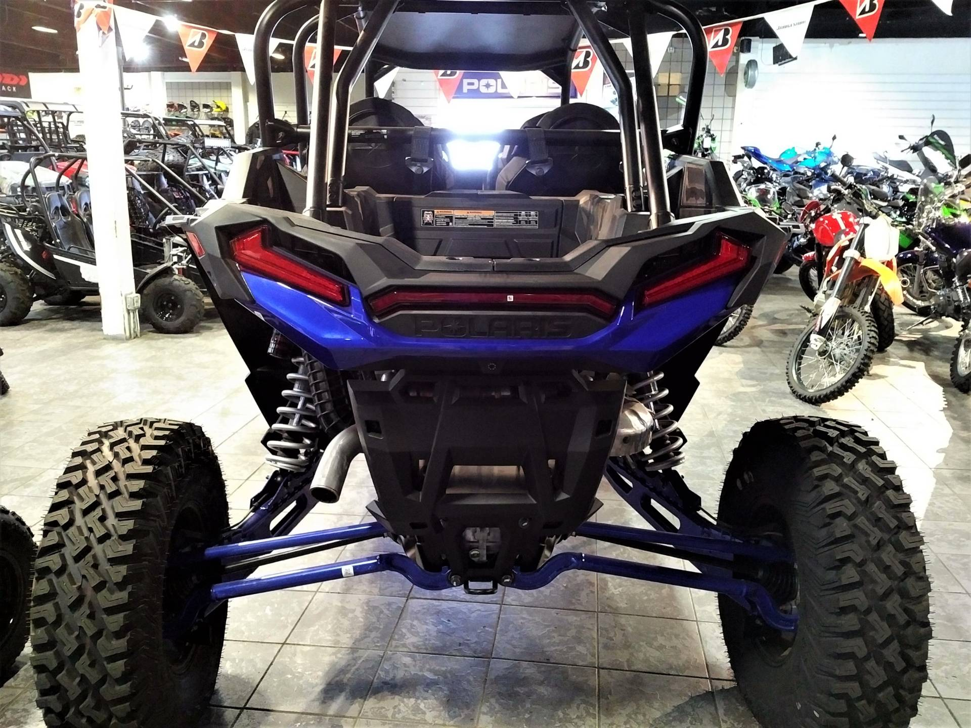 2019 Polaris RZR XP 4 Turbo S in Salinas, California - Photo 10