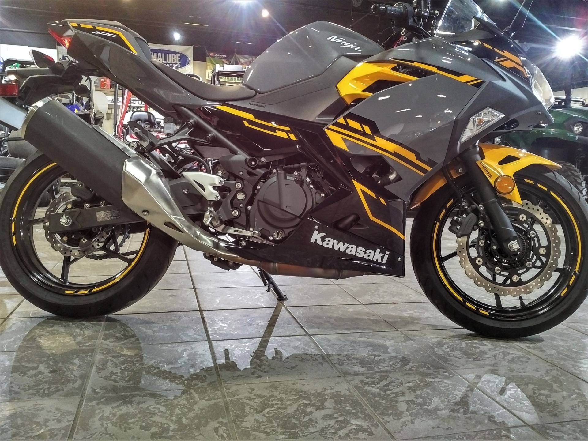 2018 Kawasaki Ninja 400 ABS for sale 132171