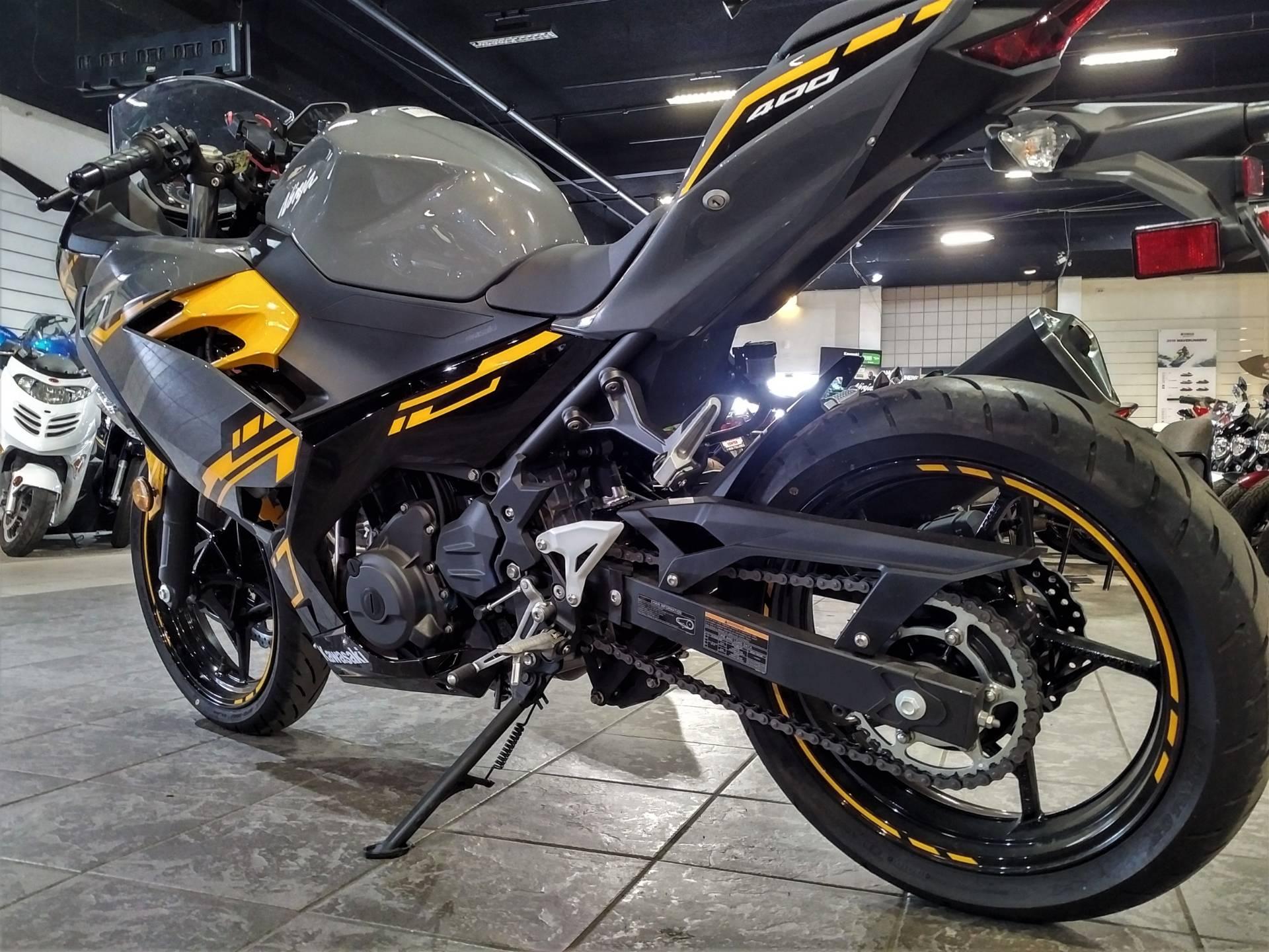 2018 Kawasaki Ninja 400 ABS 8