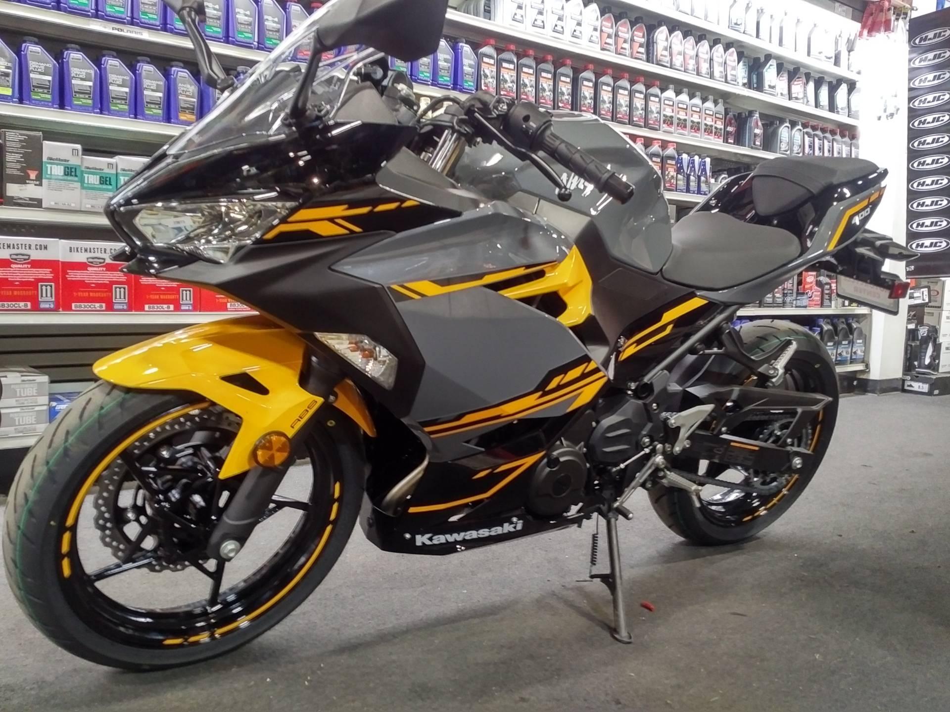 2018 Kawasaki Ninja 400 ABS 4