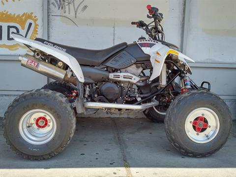 2006 Polaris Predator 500 Troy Lee Edition  White in Salinas, California
