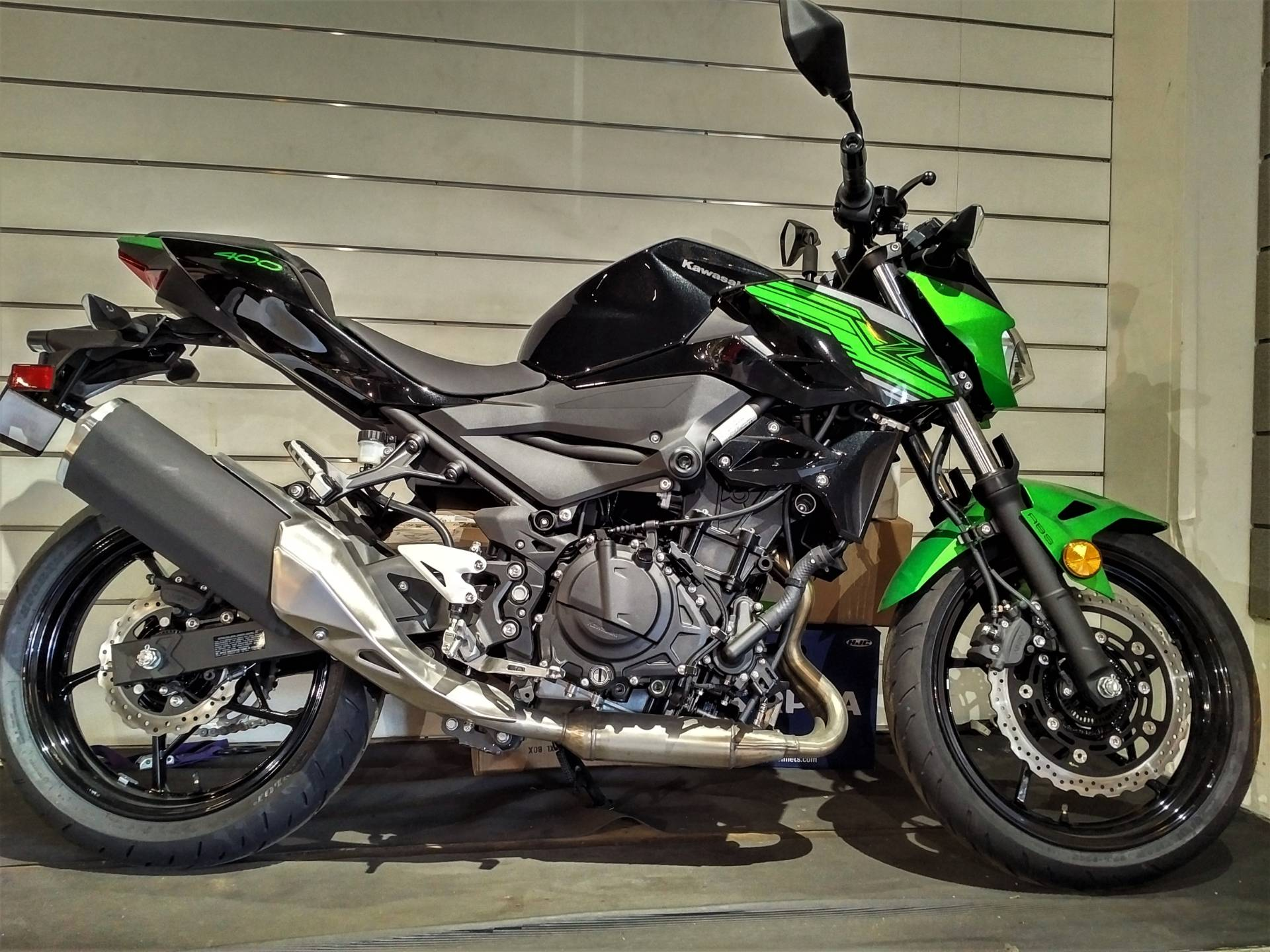2019 Kawasaki Z400 ABS in Salinas, California - Photo 1