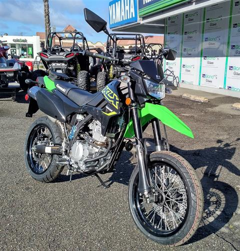 2021 Kawasaki KLX 300SM in Salinas, California - Photo 4