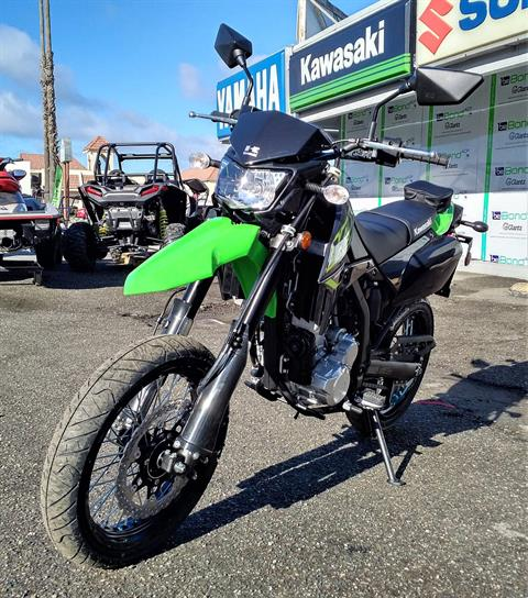 2021 Kawasaki KLX 300SM in Salinas, California - Photo 6
