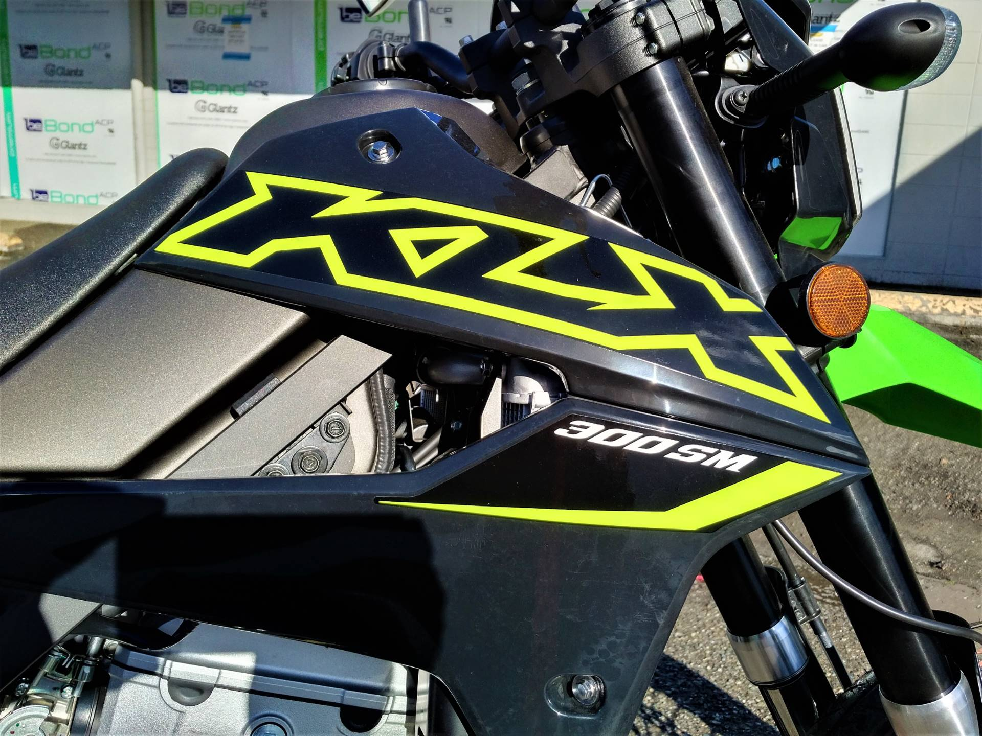 2021 Kawasaki KLX 300SM in Salinas, California - Photo 5