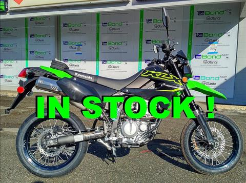 2021 Kawasaki KLX 300SM in Salinas, California - Photo 1