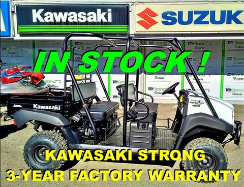 2021 Kawasaki Mule 4000 Trans in Salinas, California - Photo 1