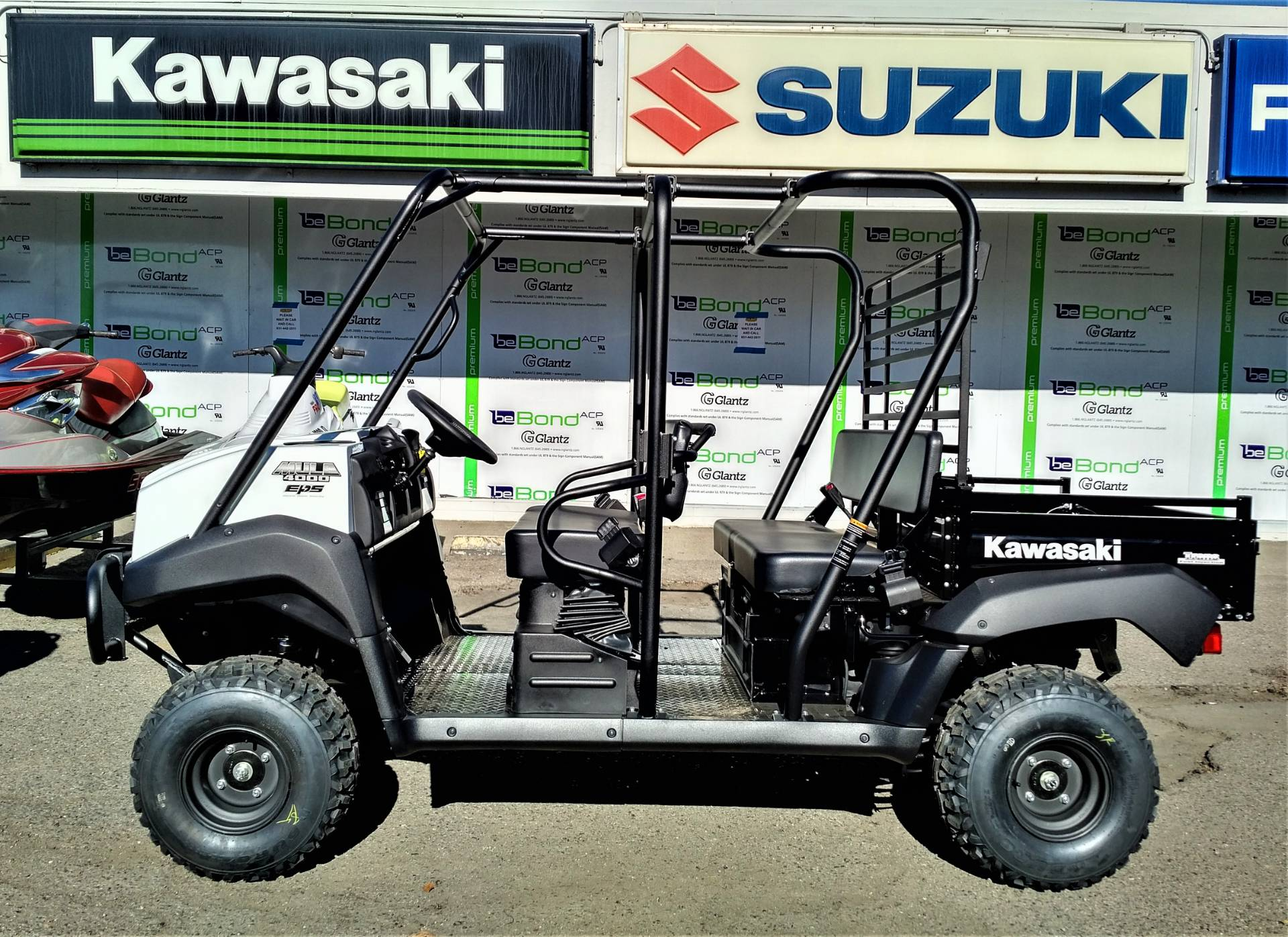 2021 Kawasaki Mule 4000 Trans in Salinas, California - Photo 3