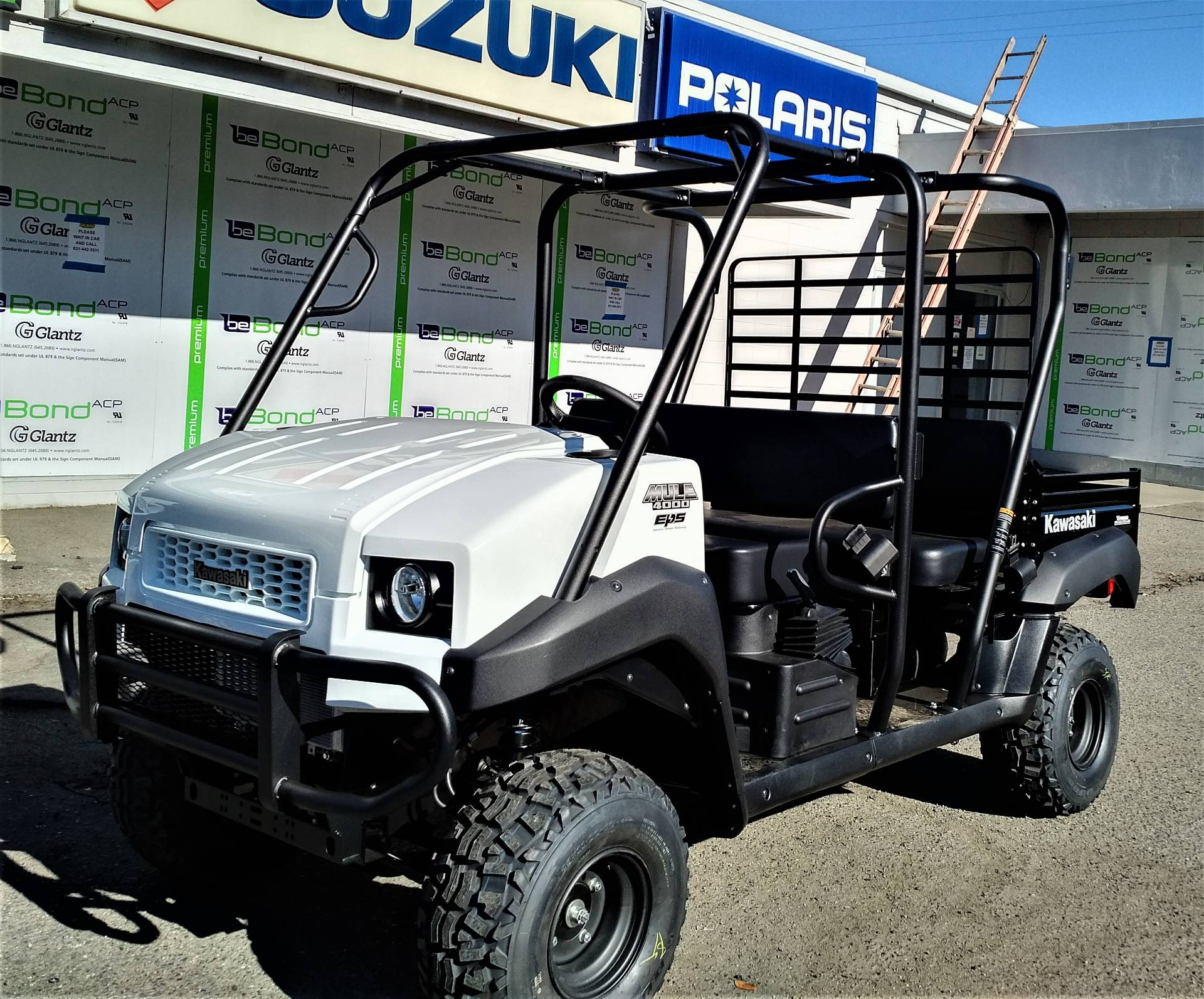 2021 Kawasaki Mule 4000 Trans in Salinas, California - Photo 6