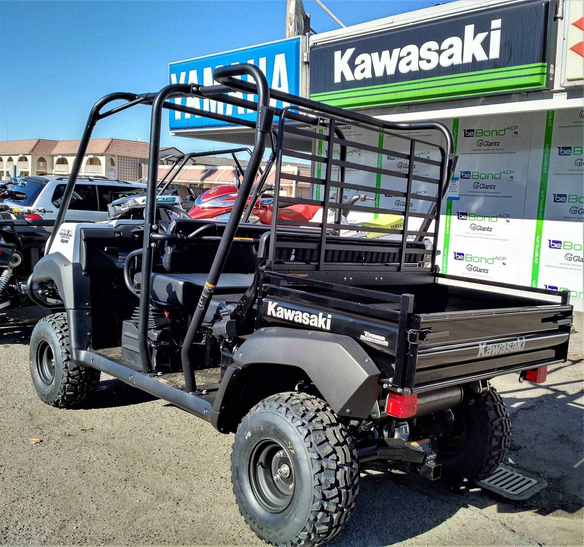 2021 Kawasaki Mule 4000 Trans in Salinas, California - Photo 7