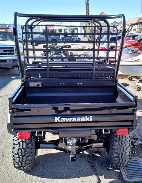 2021 Kawasaki Mule 4000 Trans in Salinas, California - Photo 8