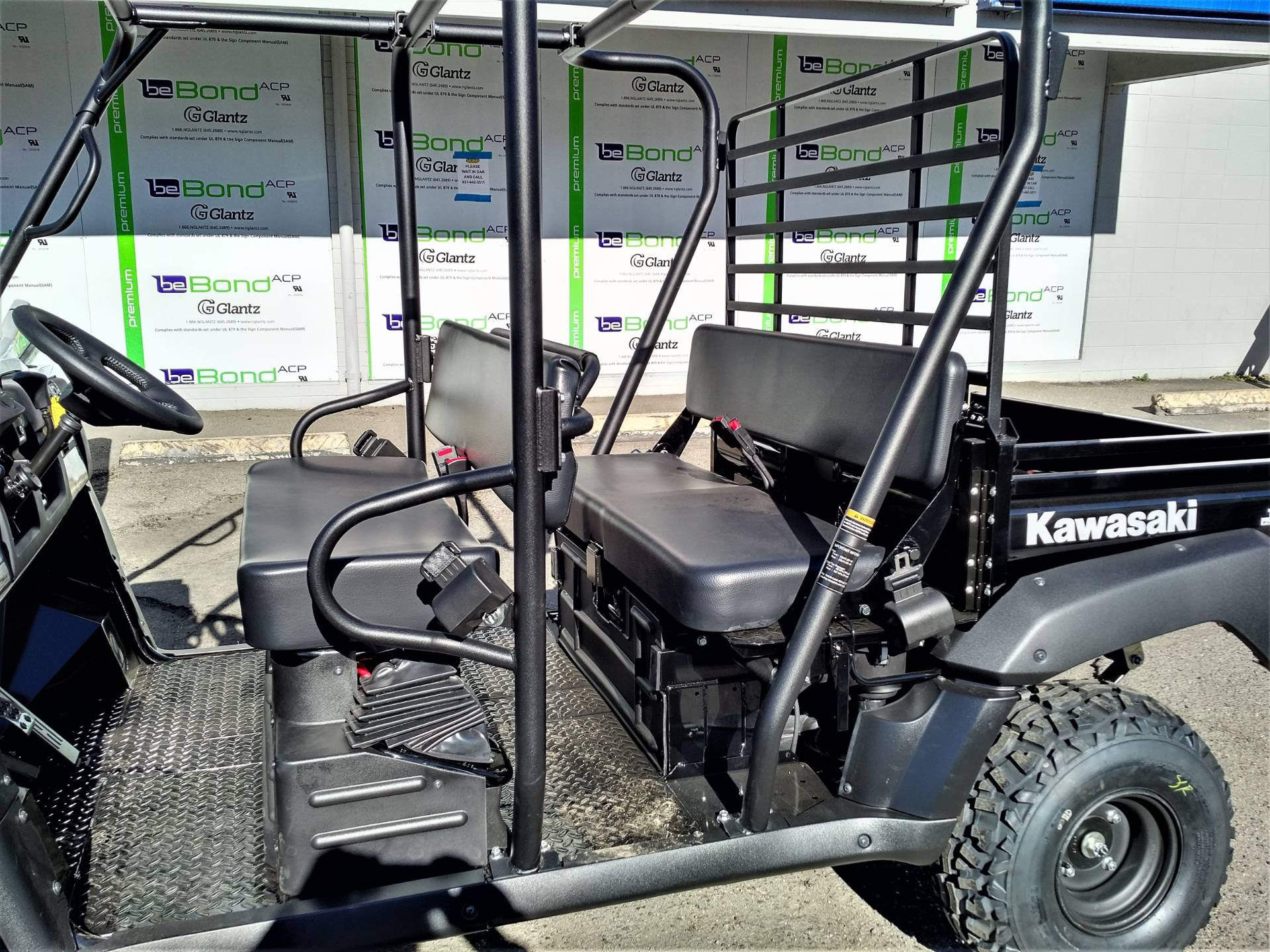 2021 Kawasaki Mule 4000 Trans in Salinas, California - Photo 10