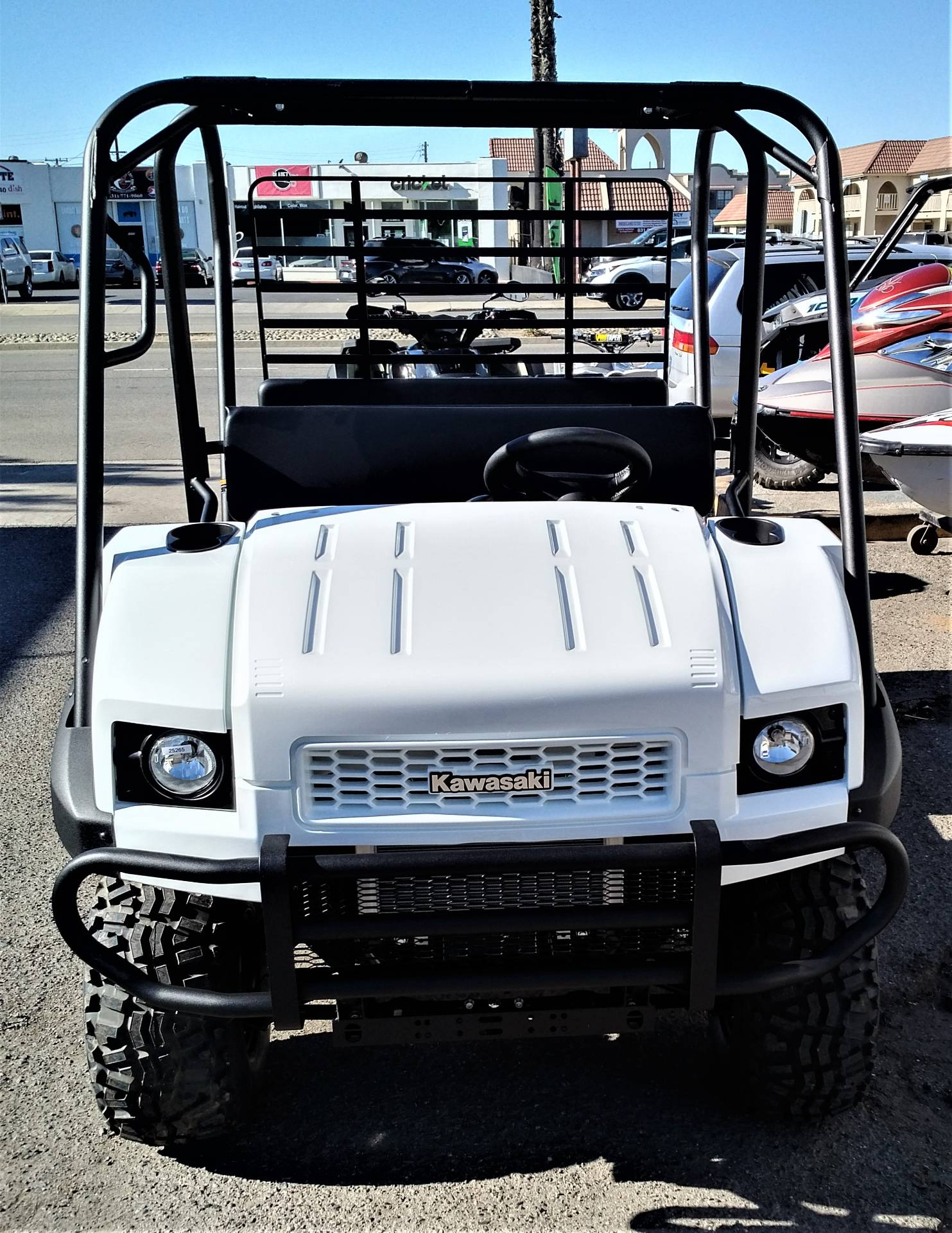 2021 Kawasaki Mule 4000 Trans in Salinas, California - Photo 5