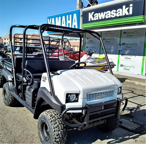 2021 Kawasaki Mule 4000 Trans in Salinas, California - Photo 4