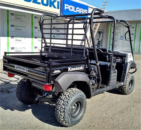 2021 Kawasaki Mule 4000 Trans in Salinas, California - Photo 9