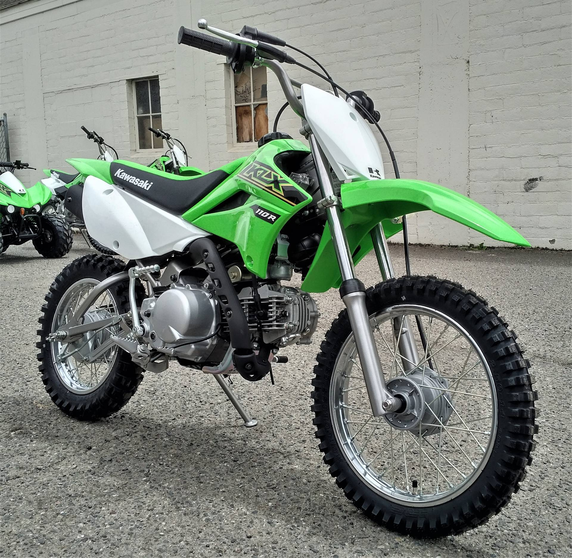 2021 Kawasaki KLX 110R in Salinas, California - Photo 4