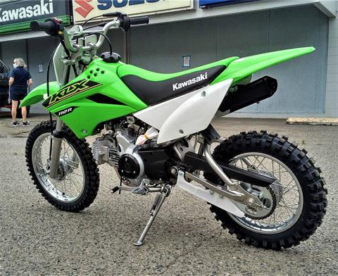 2021 Kawasaki KLX 110R in Salinas, California - Photo 7