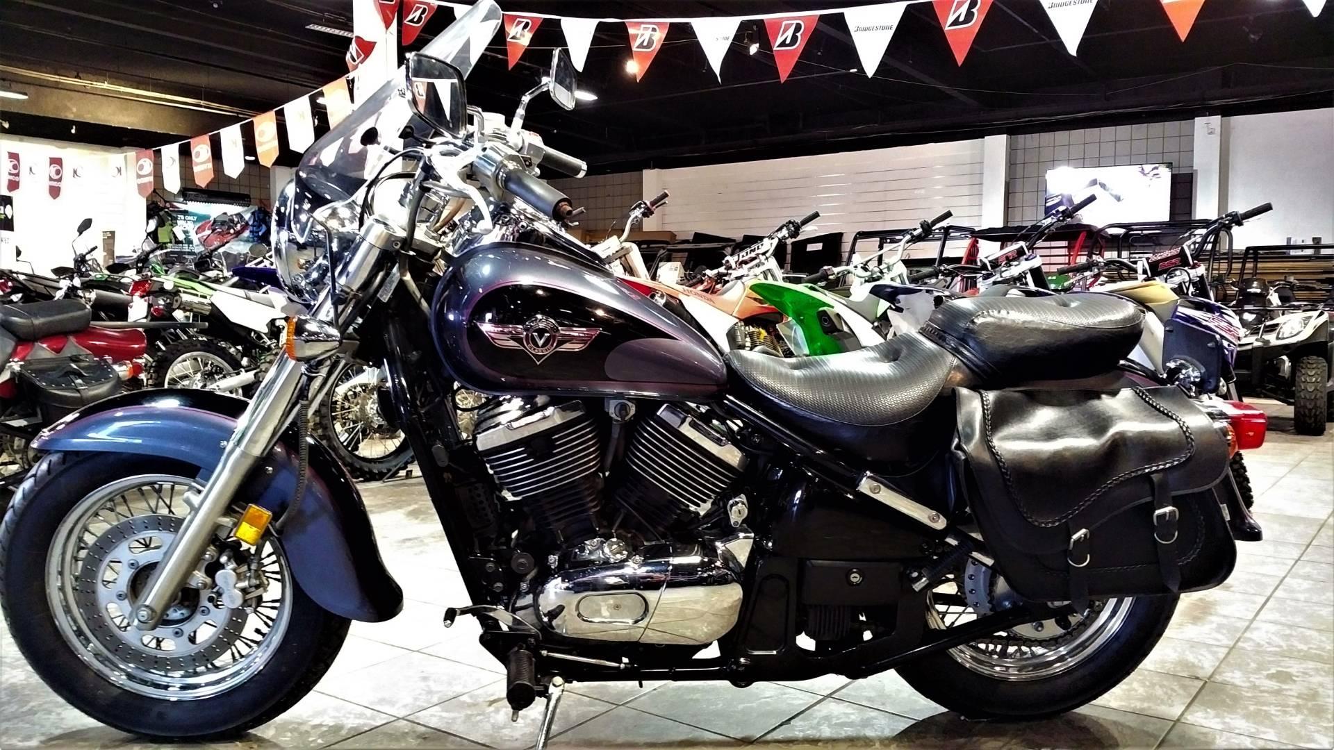 1999 Kawasaki Vulcan 800 Classic In Salinas California