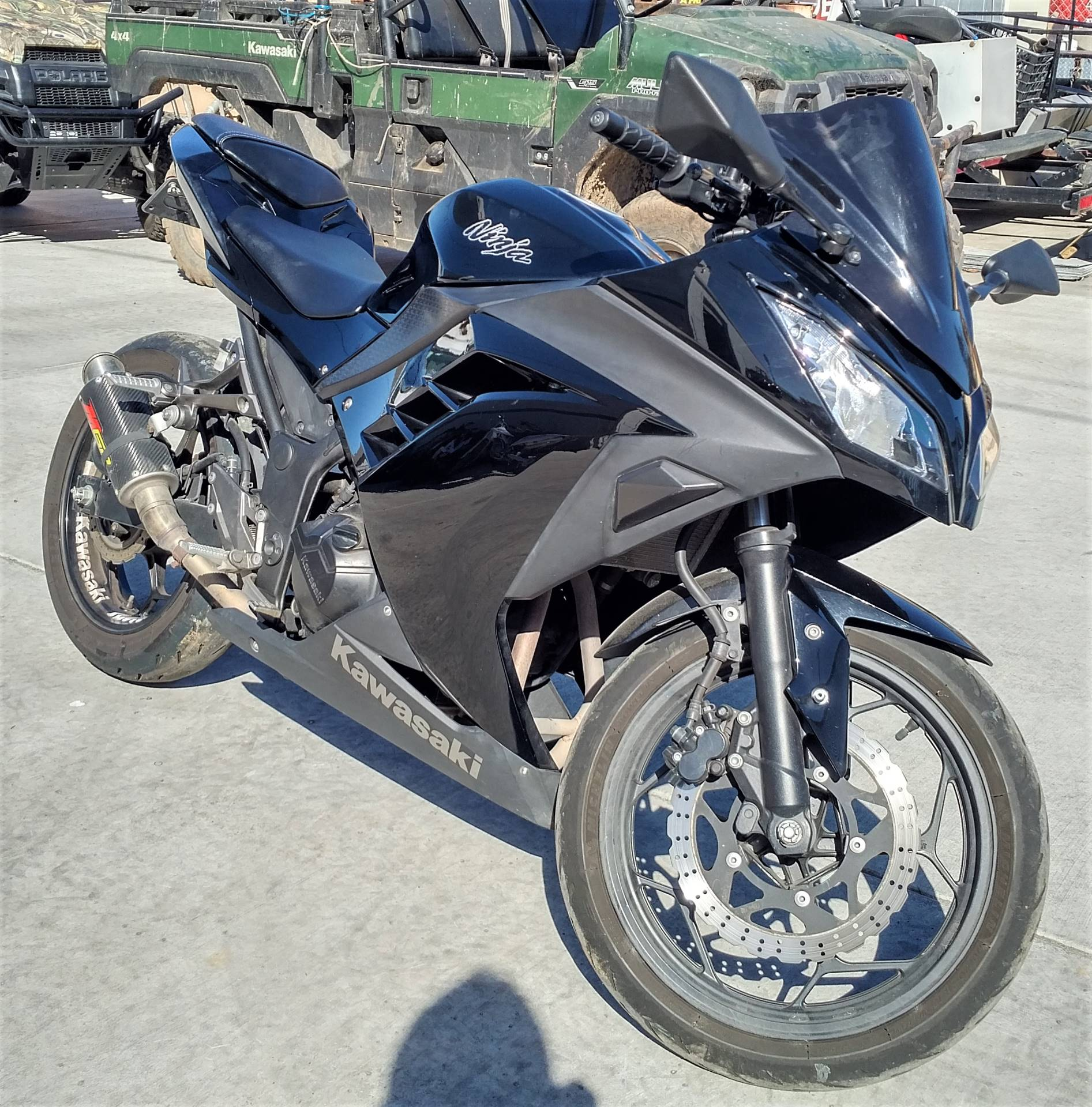 2014 Kawasaki Ninja® 300 in Salinas, California - Photo 4