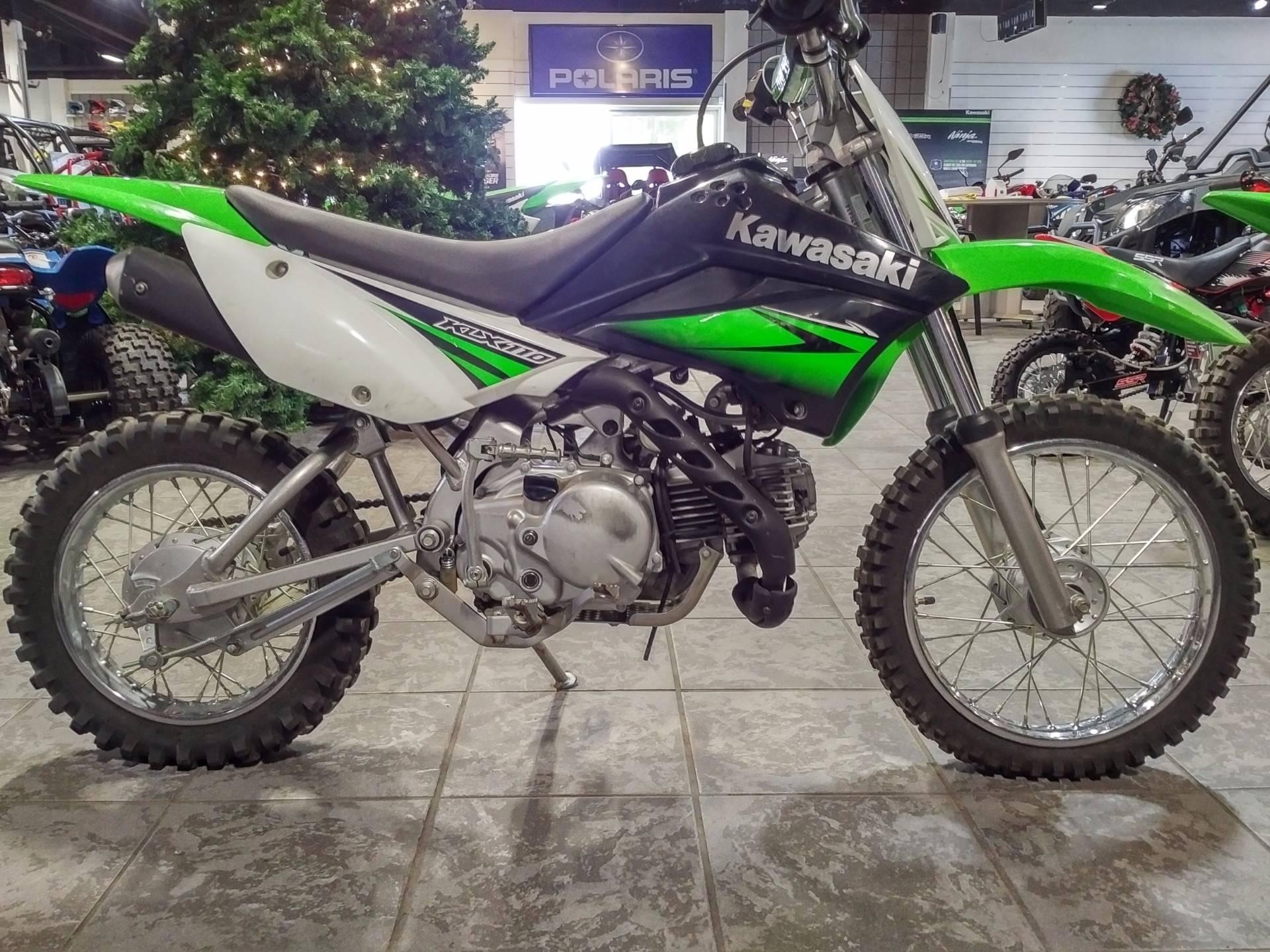2010 Kawasaki KLX110 for sale 103365
